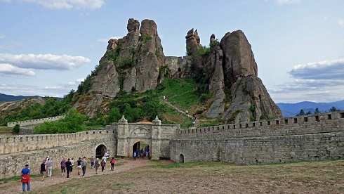 belogradchik kasteel bulgarije