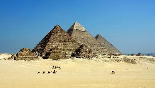 egypte piramiden