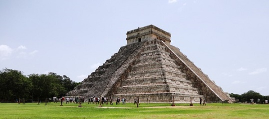 mexico pyramide