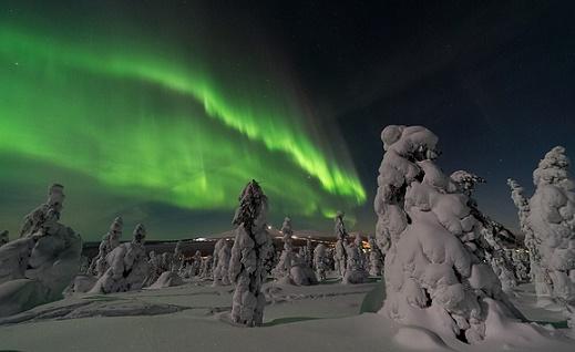 finland noorderlicht