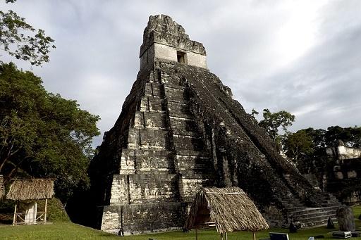 guatemala pyramide