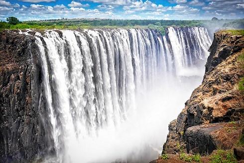 Zimbabwe waterval, gratis foto van A.Fietz
