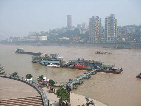 cruiseschip yangtze china