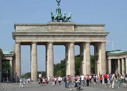 Brandenburger Tor - Brandenburgse Poort - Berlijn