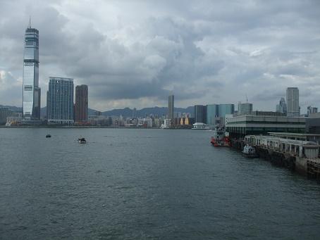 hoogste gebouw van hongkong