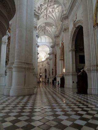 granada kathedraal