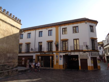 hotel Maimonides Cordoba